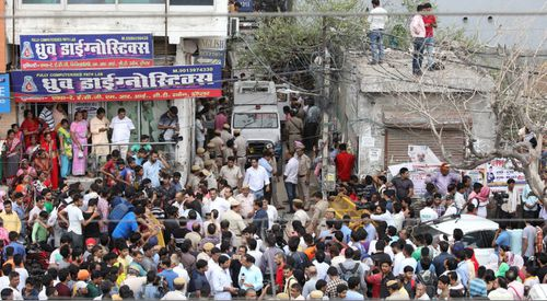 Police said nothing was stolen from the house and there was no forced entry. Image: AAP