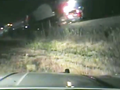 Utah Trooper pulls man from car seconds before it is hit by train , but says he was just 'doing  his job'