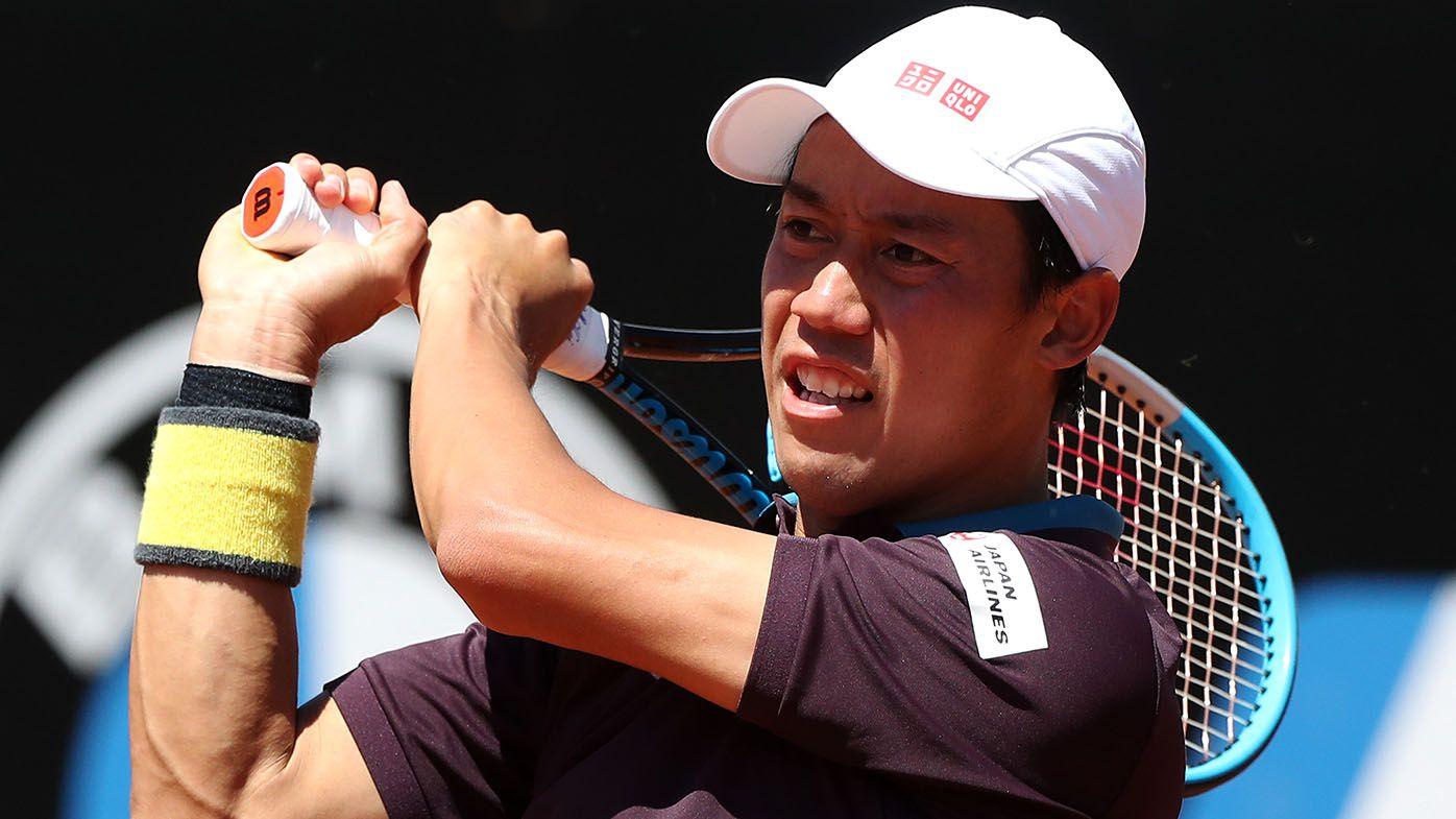 Japanese tennis star Kei Nishikori casts doubt on Tokyo Olympics amid COVID-19 crisis