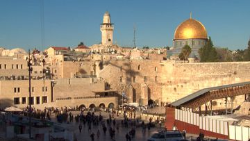 Scott Morrison is weighing up a decision on whether to move Australia's embassy from Tel Aviv to Jerusalem.