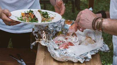 "Recipe:<a href=""http://kitchen.nine.com.au/2016/11/01/15/23/hayden-quinns-asian-barbecue-fish"" target=""_top"">Hayden Quinn's Asian barbecue fish</a>"