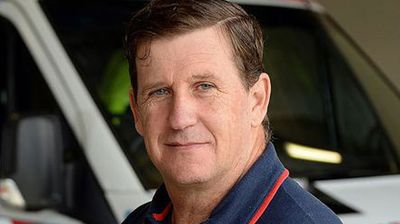 <b>David Cooper, Victoria finalist</b><br> A long-time paramedic credited with developing a system to assist peers with stresses on the job. (Image: Supplied)