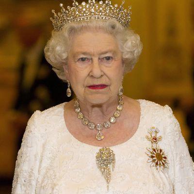 Queen Victoria's Fringe brooch
