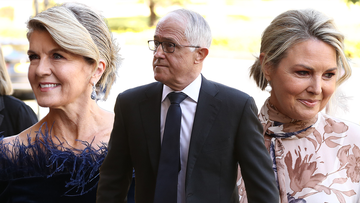 Business leaders, former PMs turn out for Carla Zampatti's funeral