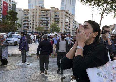 Disaster shocks city of Izmir