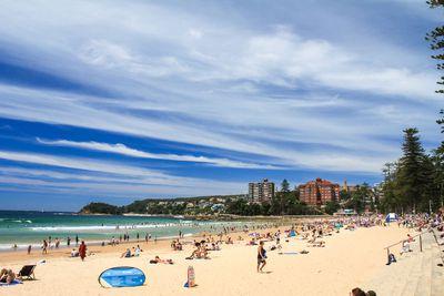 1. Manly Beach, Sydney, NSW