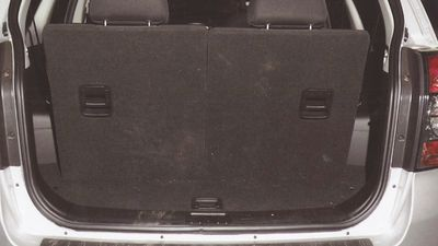 Police find blood in the boot of the couple's Holden Captiva, and arrange for Gerard's scratches to be examined.