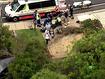 Elderly pedestrian dies after being struck by car