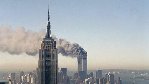 The attacks killed nearly 3000 people.