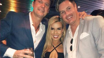 'Married At First Sight' exes caught hooking up at Maxim after-party