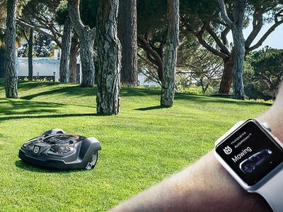 <strong>Garden gadgets</strong>