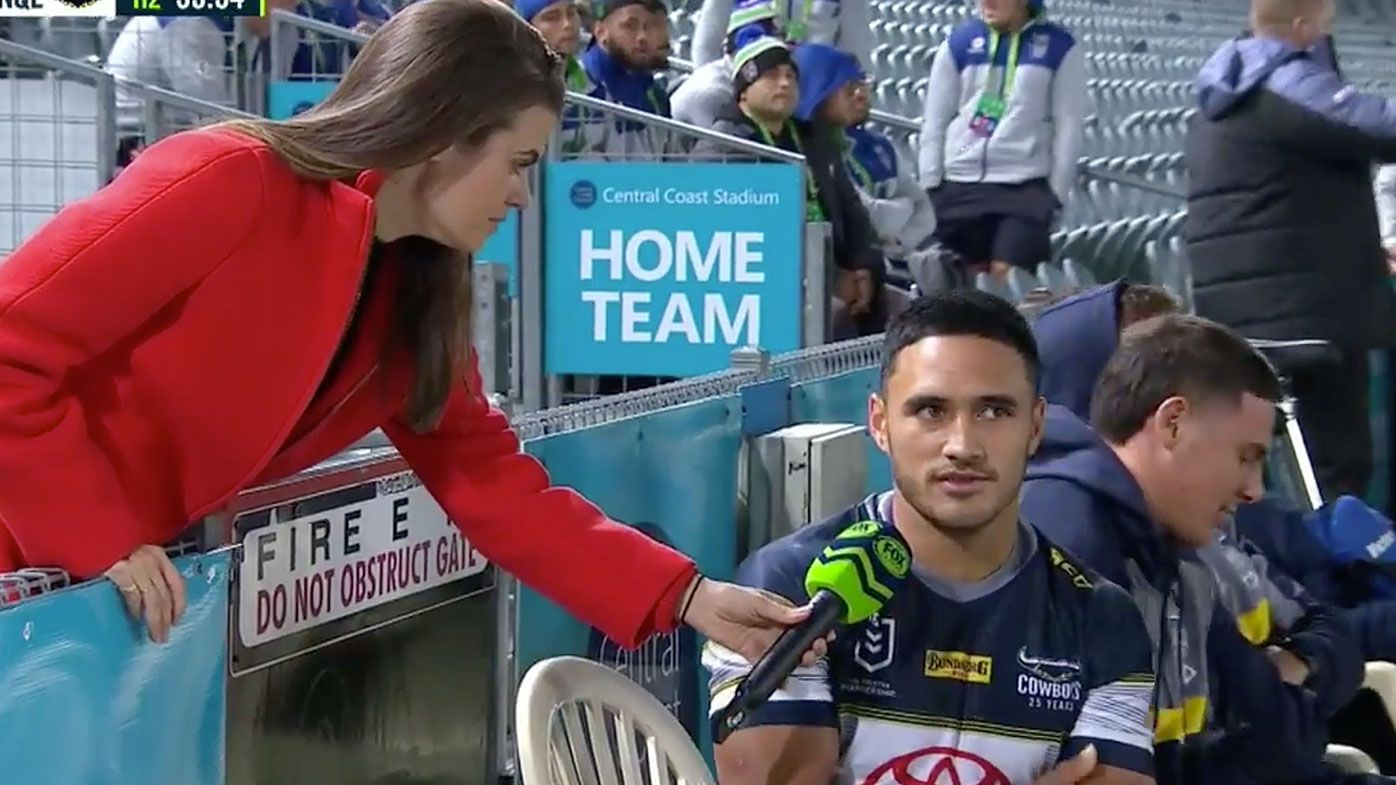 Fox Sports under investigation for COVID-19 breach with Valentine Holmes