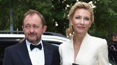 Cate Blanchett and Andrew Upton: Now…