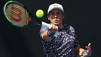 Australia Day at the Australian Open