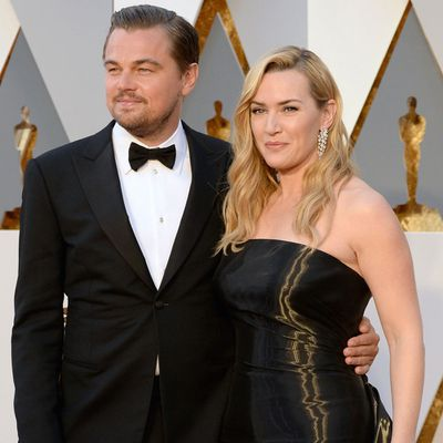 Leonardo DiCaprio and Kate Winslet: Now…