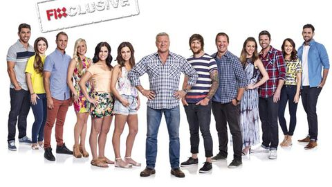 EXCLUSIVE! First look at the cast of The Block: Fans v Faves