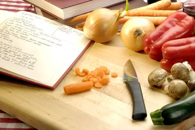 a healthy diy recipe book