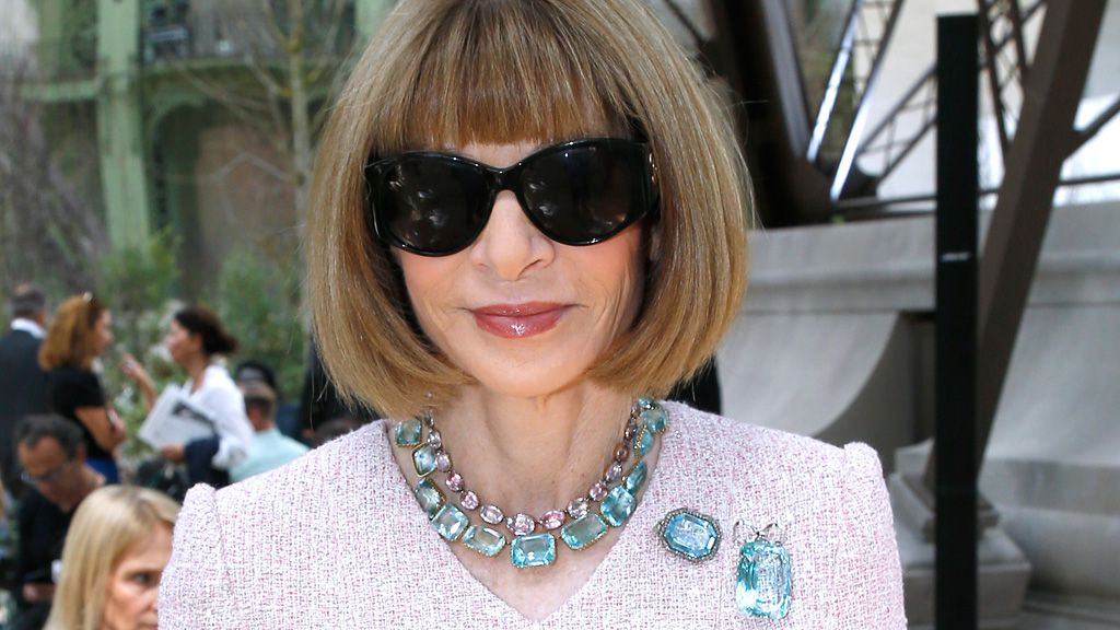 Anna Wintour says Donald Trump may not attend the Met Gala