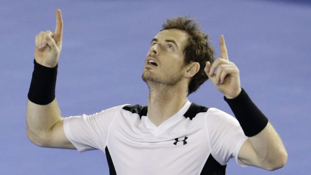 Murray wins enthralling Aussie Open semi