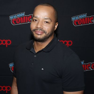 Donald Faison: Now