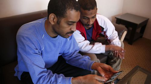 Londoners El Shafee Elsheikh and Alexanda Kotey are among four men dubbed the 'IS Beatles'