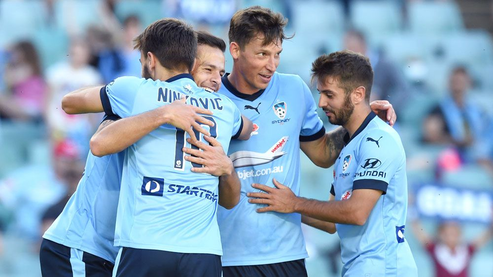 Sydney FC continue winning A-League run