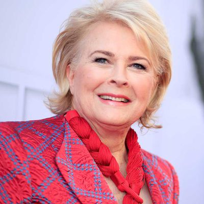 Candice Bergen as Kathy Morningside: Now