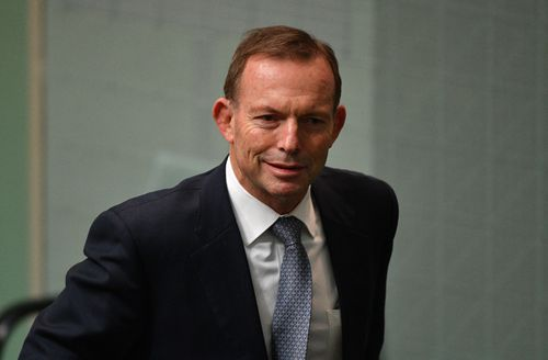 The policy will be discussed at a meeting of energy ministers and then again at a Coalition party meeting, where Mr Abbott said he expects 'vigorous discussions'. Picture: AAP.