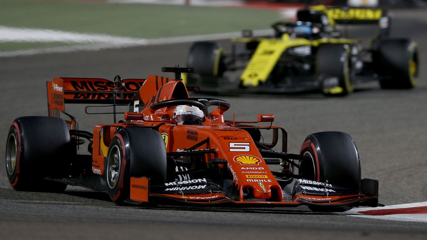 Two Austrian races to kickstart F1 in July, initial eight-race schedule revealed