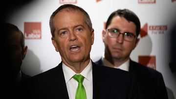 Bill Shorten has decried dog-whistle politics.