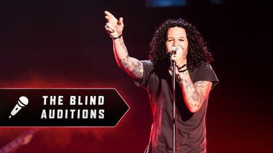 Blind Audition: Lee Harding 'Killing In The Name'