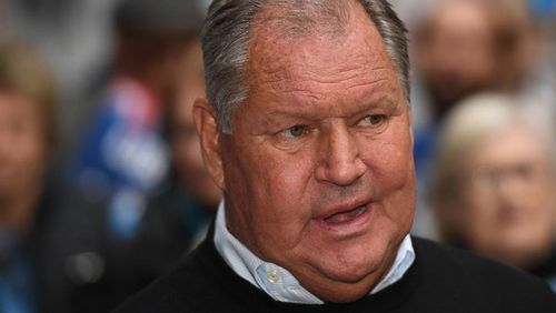 Robert Doyle has been hospitalised for stress-related conditions.