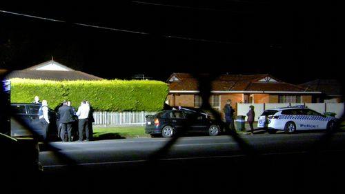 A man has been shot dead in Geelong, Victoria.