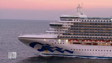 Carnival claims Ruby Princess passengers who caught COVID-19 knew the risks