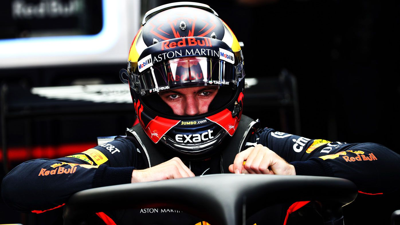 Red Bull's Max Verstappen accuses F1 officials of 'killing racing' after penalty at Italian Grand Prix