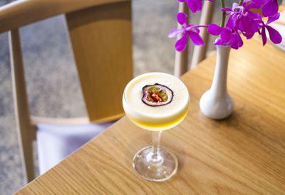 Saké's Ritz Carlton