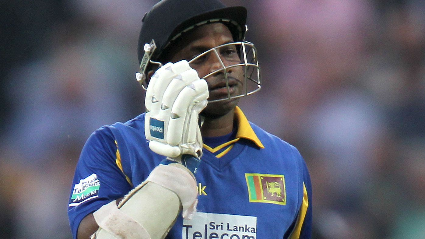 Sri Lanka's Sanath Jayasuriya in 2011