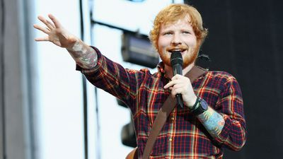 <p>Ed Sheeran's <em>X</em>: 7,000 copies in Canada</p>