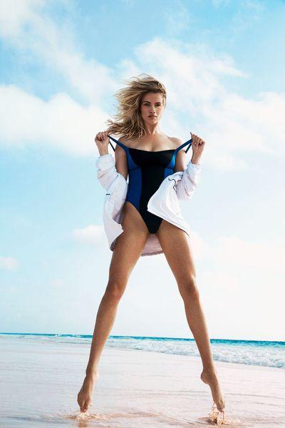 Supermodel Hailey Clausson
