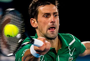 Know Novak Djokovic Nine Daily Quiz
