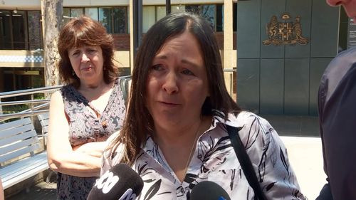 Kim Almond rushed her son to emergency, but they were discharged with paracetamol. Troy died 24 hours later.