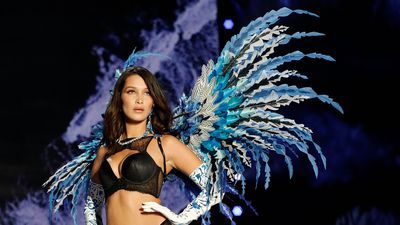 The hottest moments from the 2017 Victoria's Secrets show