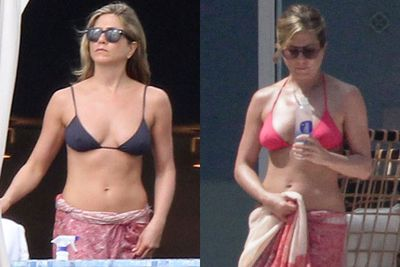 Name: Jennifer Aniston<br/><br/>Age: 44 years old