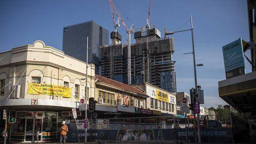 A new coronavirus cases has been diagnosed in Parramatta.