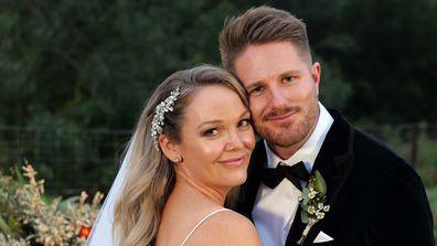 2021 MAFS Melissa Bryce wedding gallery