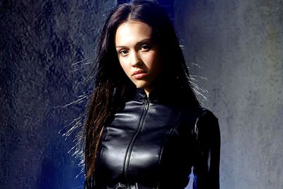 <b>Jessica Alba</b> got her big break playing <i>Dark Angel</i>'s title character, a genetically enhanced, butt-kicking super-soldier on the run from shadowy government conspiracies.