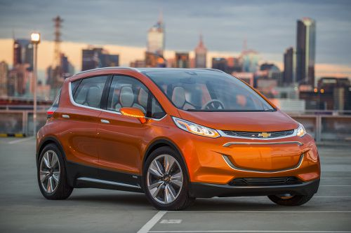 GM aims to release more than 20 electric vehicles over the next five years. Picture: Supplied