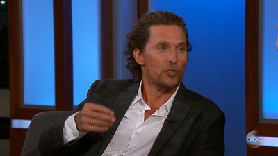 Snoop Dogg tricked Matthew McConaughey into smoking weed on movie set
