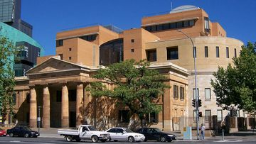 Adelaide magistrates court.