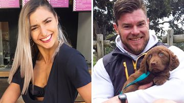 Frances Abbott engaged to Olympian Sam Loch after two weeks of dating